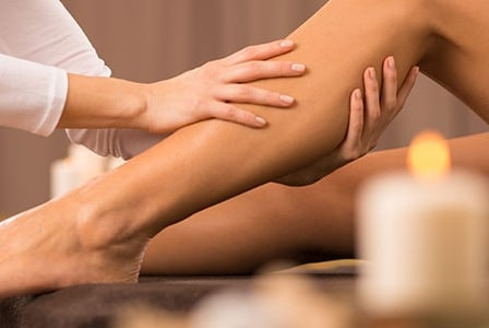 Massage to Aid Circulation