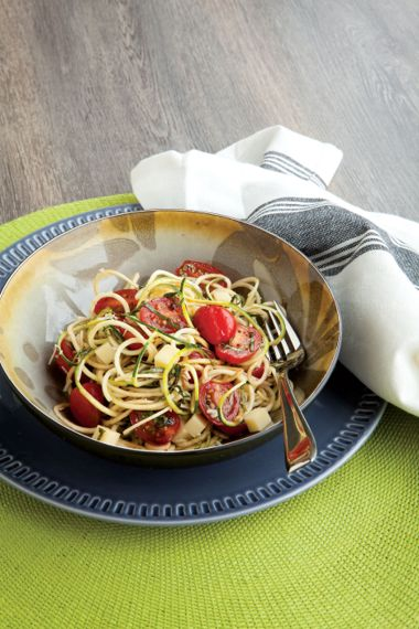 "Mock ""Spaghetti"" Salad"