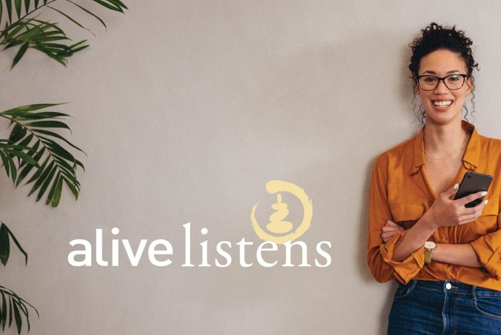 Join alive Listens to Connect, Share, and Win