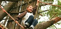 Natural Playgrounds Better, Says Study