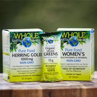 Enter to win this Whole Earth & Sea package, worth more than $100.
