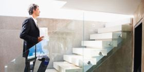 Save Time: Take the Stairs - Not the Elevator