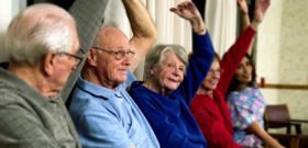 Exercise Can Benefit the Very Elderly and Frail