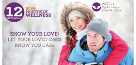 #2013alive: Kick Off February by Letting Your Loved Ones Know You Care