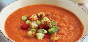 Gazpacho May Help Prevent Hypertension