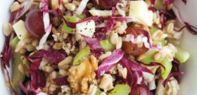Meatless Monday: Oat Waldorf Salad