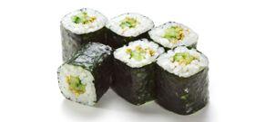 Meatless Monday: Happy International Sushi Day