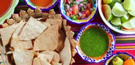 Meatless Monday: Vegetarian Cinco de Mayo Feast