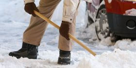 Does snow shovelling  increase your cardiovascular risk?