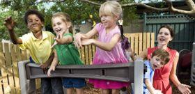 Active Friends = Active Kids