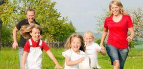 Nutrition Secrets for Active Families