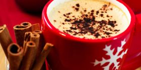 Order a healthier holiday-inspired coffee