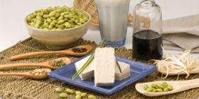 Soy rates as a top quality protein