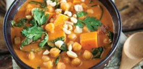 Meatless Monday: West African Groundnut Stew