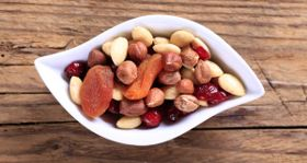 Make Your Own Healthy Trail Mix