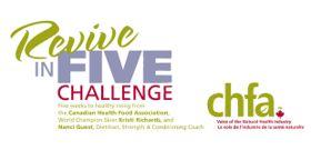 Revive in Five Week Five - Take a Hike