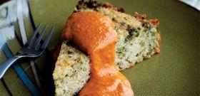 Meatless Monday: Quinoa Kale Dinner Cake