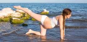Mindfulness Yoga Reduces Stress in Pregnant Women
