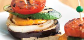 Meatless Monday: Tofu Vegetable Stacks