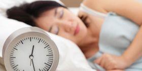 Physical activity improves sleep