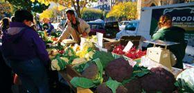 Farmers' Market Fun and Fare