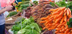 Tis the Season for Farmers' Markets!
