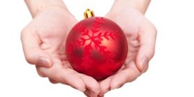 Celebrate the holidays with symbolic Christmas gifts