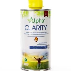 Enter to win 1 of 6 bottles of Alpha Clarity.