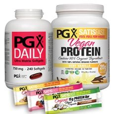 Fill up and slim down with this hot PGX product giveaway!