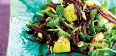 Beet Poppy Seed Salad
