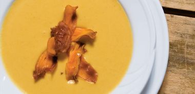 Sweet Potato, Parsnip, and Apple Bisque