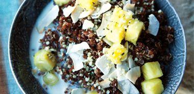 Quinoa Hemp Cereal
