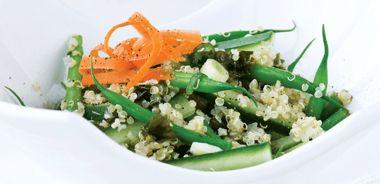 Quinoa and Dulse Salad