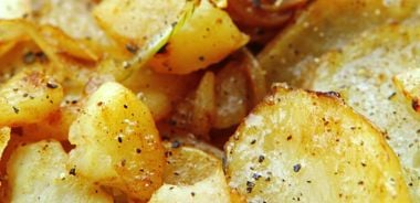 Jeera Alu: Potatoes Fried with Cumin