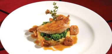 Oven-Roasted Pheasant Breast