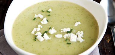 Potato and Fennel Soup