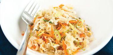 Tangy Sauerkraut Salad