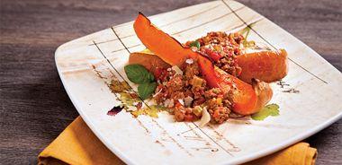 Spicy Turkey Ragu Bolognese