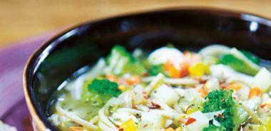Nourishing Noodle Soup