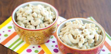 Better-than-Boxed Cheesy Macaroni with Cauliflower