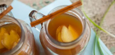 Warming Chai-Spiced Apple Cider