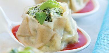 Italian Steamed Dumplings