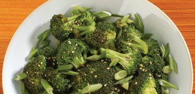 Broccoli Sesame Stir-Fry