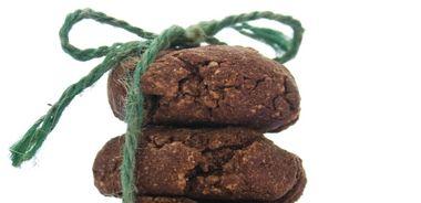 Chocolate Apricot Walnut Cookies