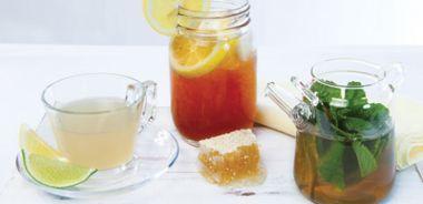 3 Iced Tea Recipes