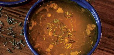 Mellow Lentil Sniffle Soup