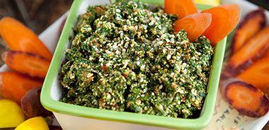 Hemp and Kale Spread