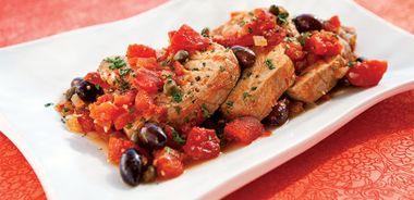 Tuna Provençal