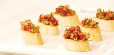 Olive and Tomato Tapenade
