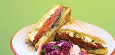 Henley Veggie Sandwich